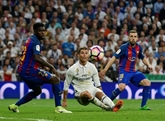 Violences en Catalogne : la Liga demande de jouer le prochain Clasico à Madrid