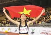 Lê Tu Chinh, la reine de la course dAsie du Sud-Est