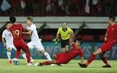 Football : le Vietnam remonte au Top 15 asiatique du classement FIFA