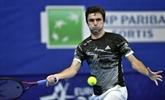 Tennis : Simon fait chuter Tsonga et rallie les quarts de finale à Anvers