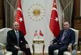 Syrie : Washington arrache une trêve à Erdogan, retrait prévu des forces kurdes