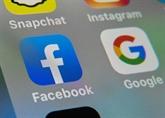 Publicité en ligne : Google et Facebook ont dépassé les 3/4 du marché français