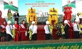 Hô Chi Minh-Ville : mise en chantier d'une usine d'électricité à partir de déchets