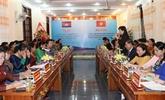 Les femmes vietnamiennes et cambodgiennes renforcent leur coopération