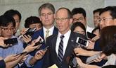 Mer Orientale : un secrétaire d'État adjoint américain condamne