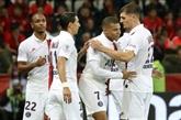 Ligue 1 : le Paris SG pas si facile à Nice