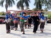Journées culturelles de l'ethnie thaï 2019 à Diên Biên