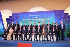 Forum économique de Hô Chi Minh-Ville 2019
