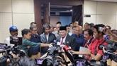 La Nyalla Mattalitti est élu président du Sénat indonésien