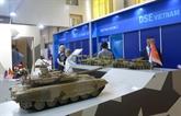 Ouverture du Salon international sur la défense et la sécurité