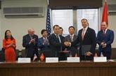 Le Vietnam et les États-Unis renforcent leur partenariat énergétique