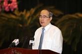 Le Comité du Parti de Hô Chi Minh-Ville tient sa 32e réunion