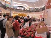 Promotion des produits agricoles dans le réseau de distribution AEON Mall