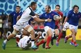 Mondial de rugby : victoire bonifiée du XV de France sur les États-Unis 33 à 9