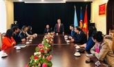 Administration publique : la NAPA coopère avec ses partenaires ukrainiens