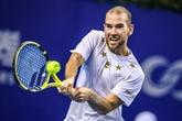 ATP : Mannarino vise son 2e titre, à Moscou, face à Rublev