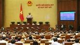 Ouverture de la 8e session de l'Assemblée nationale : le 21 octobre