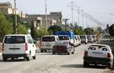 Syrie : retrait total des combattants kurdes d'une ville