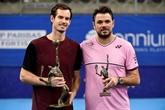 Tennis: Murray renverse Wawrinka pour son premier titre depuis 2017