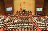 Ouverture de la 8e session de l'Assemblée nationale
