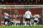 Angleterre : fin de série pour Liverpool qui arrache le nul à Manchester United