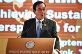 Le Premier ministre thaïlandais souligne la nécessité en matière d'achat de défense