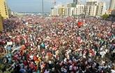 Liban : cinquième jour de manifestations, plan de réformes attendu