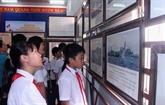 Exposition sur Hoàng Sa et Truong Sa à Hà Nam