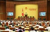 La 8e session de l'AN de la XIVe législature débute à Hanoï