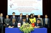 Vietnam et Japon signent un contrat de satellite météorologique