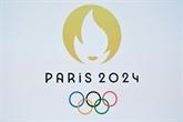 Une Marianne dorée, nouveau symbole des JO de Paris-2024