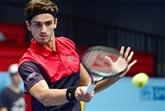 Tennis : Herbert éliminé d'entrée à Vienne