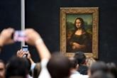 Derniers préparatifs au Louvre pour l'exposition Léonard de Vinci