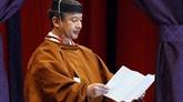 Japon : le nouvel empereur a proclamé son intronisation