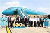 Vietnam Airlines prend livraison de son 100e appareil