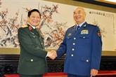 Promouvoir la coopération en matière de défense entre le Vietnam et la Chine