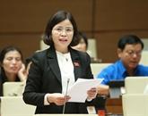 Projet de Code du travail révisé à l'étude à l'Assemblée nationale