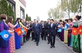 L'Association des Vietnamiens en République tchèque souffle ses 20 bougies