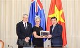 L'Etat australien de Victoria ouvrira un bureau de commerce et d'investissement