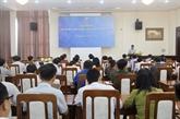 La frontière Vietnam - Cambodge sous le signe de la paix et de l'amitié