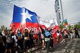 Chili : nouvelles manifestations et grève générale