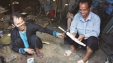 À Tram Tâu, les forgerons H'mông entretiennent la flamme