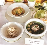 Les spécialités locales à lhonneur à lhôtel Grand Saigon
