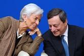BCE : Mario Draghi passe le témoin en pleine bataille interne