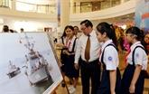 La VNA et Vietsovpetro organisent l'exposition photographique