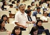 Le Vietnam étudie des amendements aux Lois sur les cadres et les employés