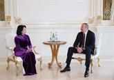 L'Azerbaïdjan veut renforcer sa coopération multiforme avec le Vietnam