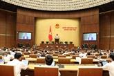 Les projets de loi sur l'organisation du gouvernement et des administrations locales débattus