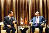 Les relations Vietnam - Japon en fort développement
