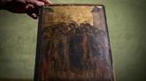 Un très rare tableau primitif du peintre italien Cimabue mis aux enchères